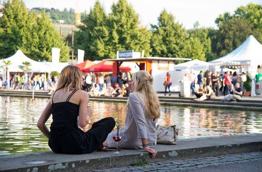 Sommerfest-Start mit Tropenfeeling