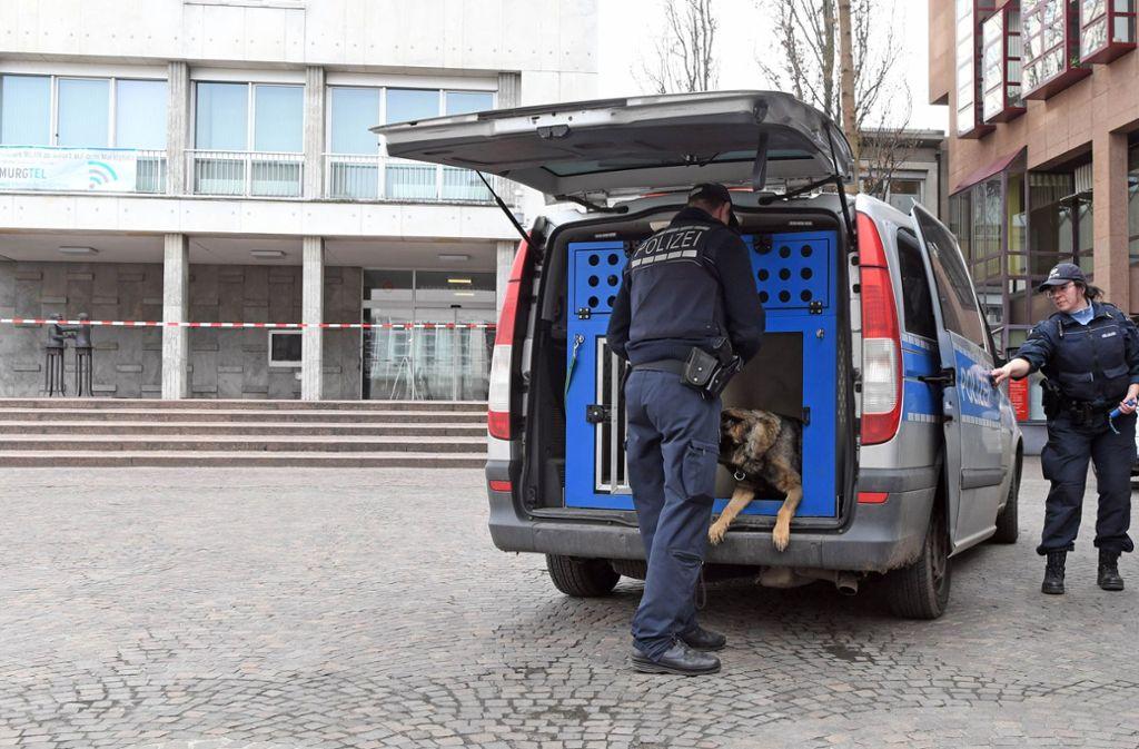 Gaggenau Polizeibericht