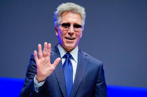 SAP-Chef tritt überraschend zurück