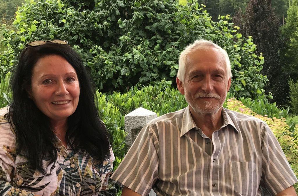 Monika und Horst Schirdewahn sitzen für die CDU und die AfD im Gemeinderat. (Archivbild) Foto: dpa/Martin Geiger