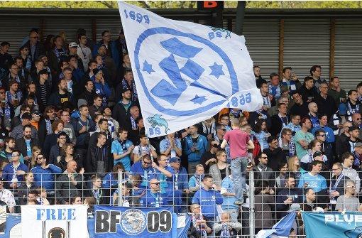 Die Stuttgarter Kickers sind abgestiegen