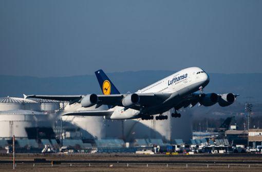 Lufthansa sagt  1300 Flüge ab
