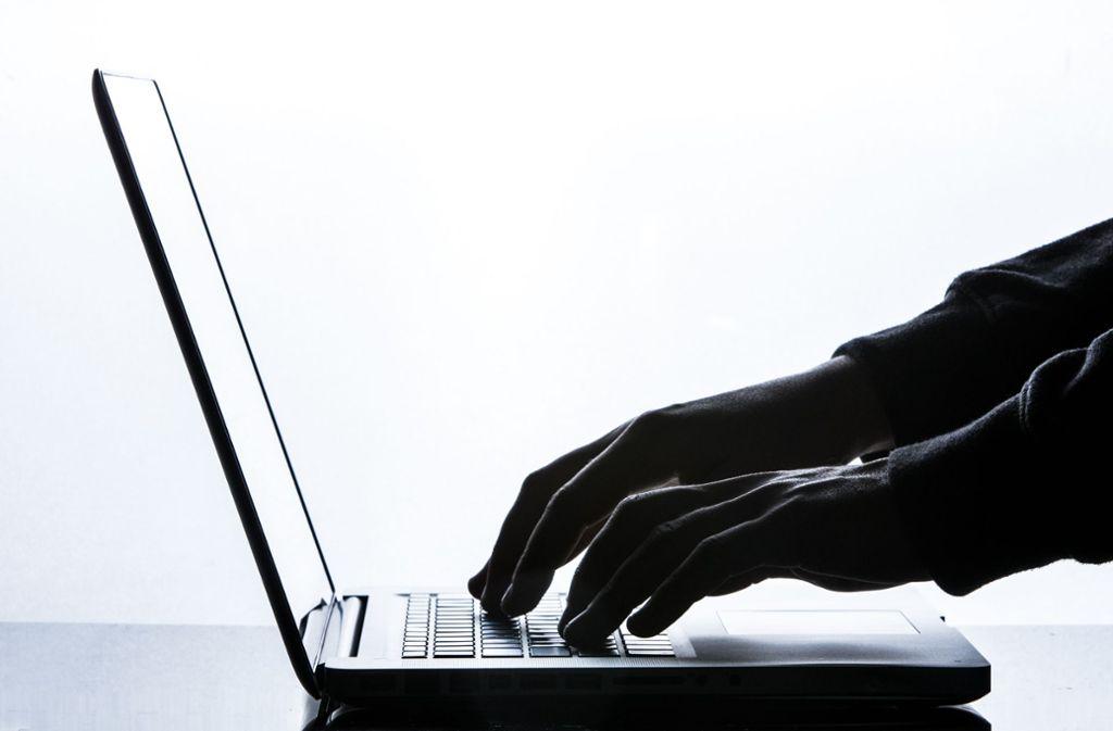 E-Mails von Erpressern wurden zuletzt laut Polizei häufiger im Raum Aalen empfangen. (Symbolbild) Foto: picture alliance / Silas Stein/d/Silas Stein