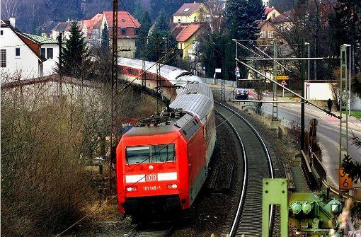 Filstalbahn noch immer verspätet