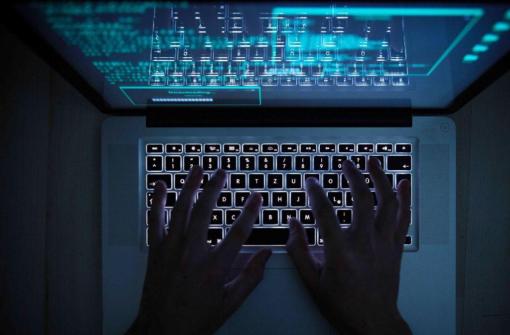 Wieder hat es einen Angriff mit Erpressungssoftware gegeben (Symbolbild). Foto: dpa