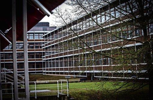 Noch liegt im Dunklen, was der neue Besitzer mit dem Vaihinger Eiermann-Campus vorhat. Foto: Lichtgut/Achim Zweygarth