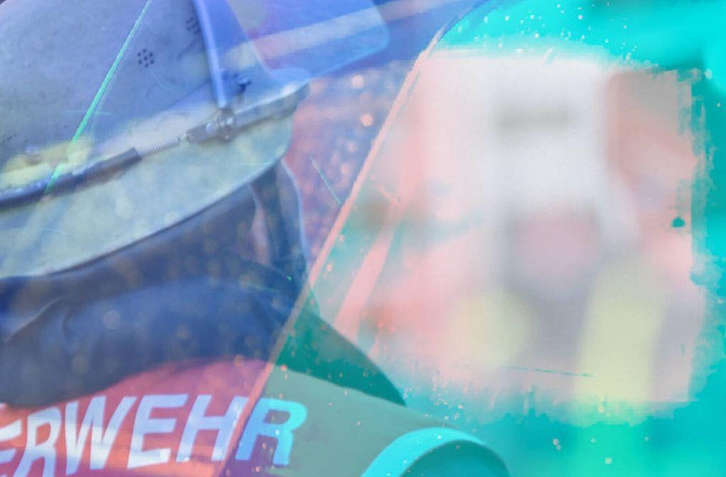 Feuerwehr und Polizei waren am Wochenende in Sachsenheim im Einsatz (Symbolbild). Foto: imago images/onw-images