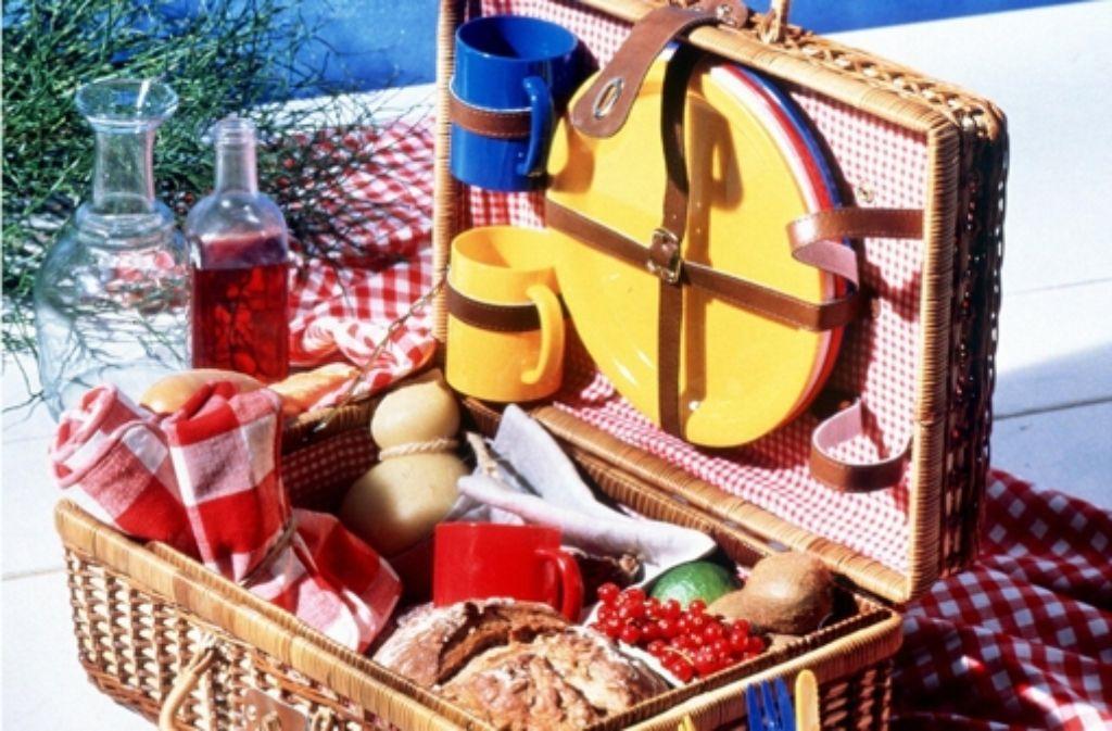An Pfingsten soll auch auf dem Hallschlag ein Picknick stattfinden. Foto: Archiv