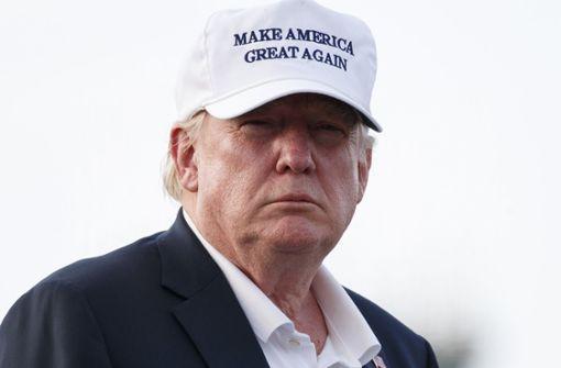US-Präsident Donald Trump macht den Deutschen Angst