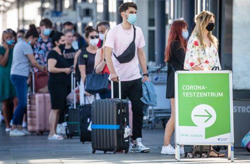 Jeder zweite Corona-Fall derzeit aus Ausland importiert
