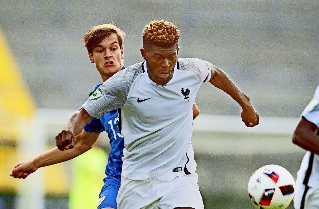 Kommt zum VfB: Jérôme Onguéné. Foto: dpa