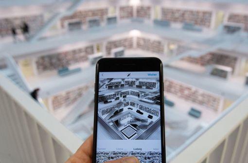 Instagram-Accounts als digitale Reiseführer