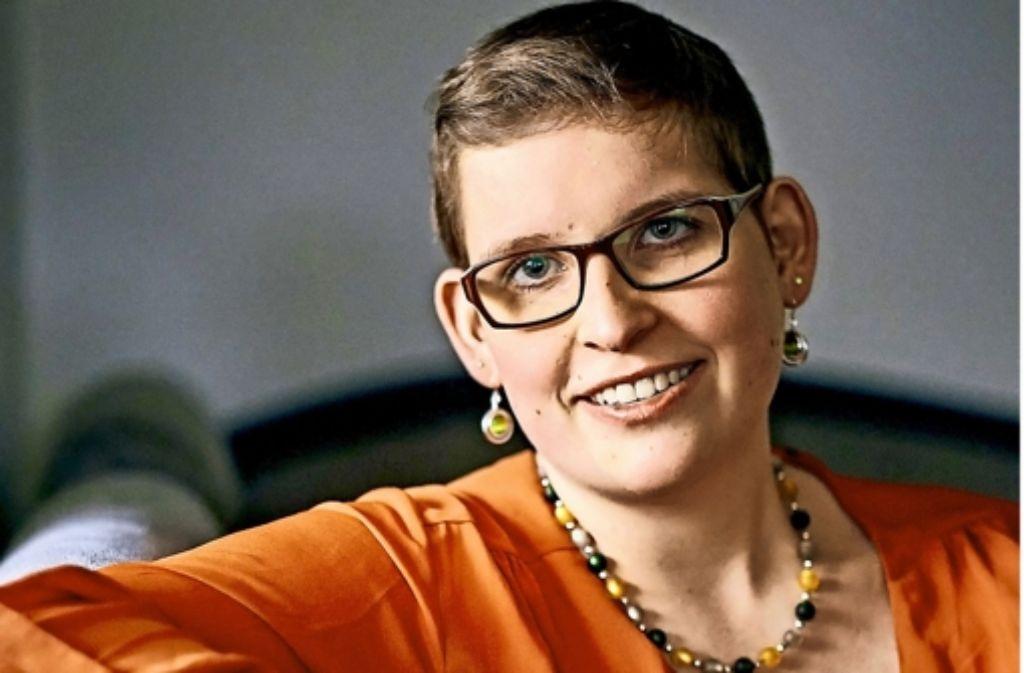 Nach einem Hirntumor muss Lilian Haas Tabletten nehmen. Das erschwert die Jobsuche. Foto: Heinz Heiss
