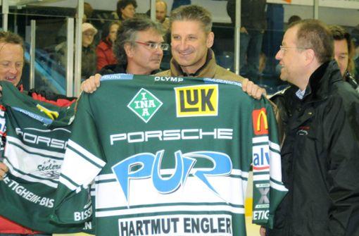 Hartmut Engler und der Eishockey-Song