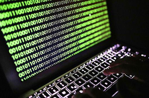 Cyber-Betrüger auf Datenfang