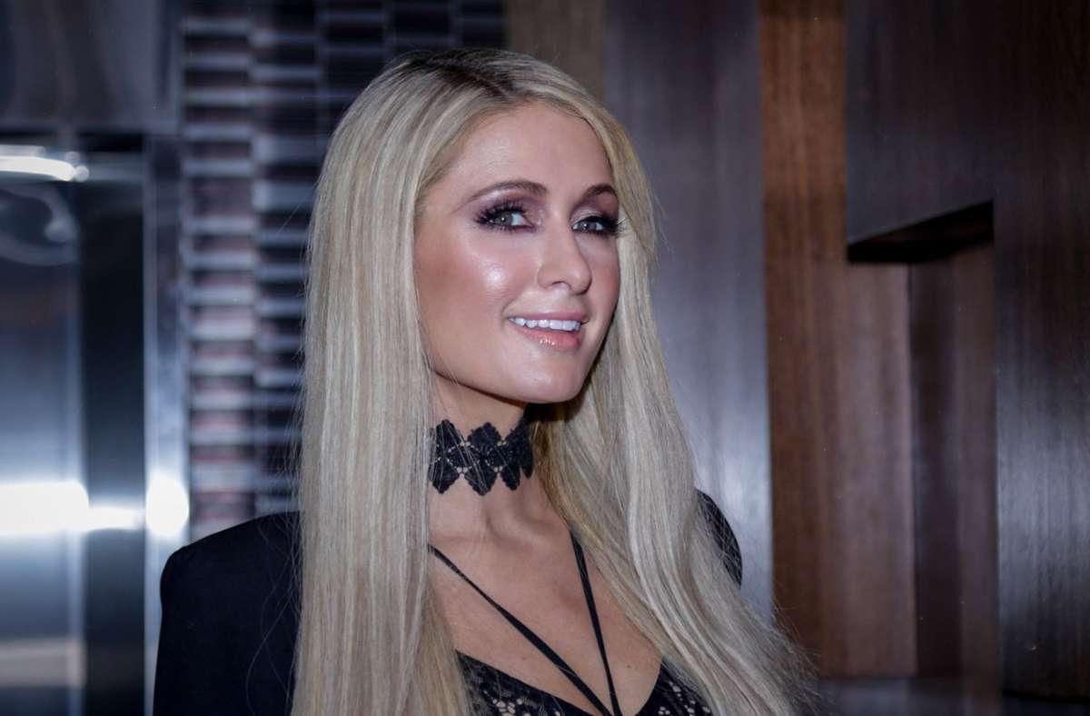 Paris Hilton schwingt auf Netflix den Kochlöffel. Foto: dpa/Diego Pineda
