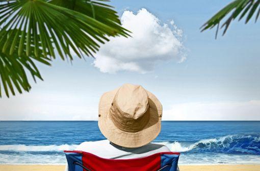 Wie man sich im Urlaub erholt