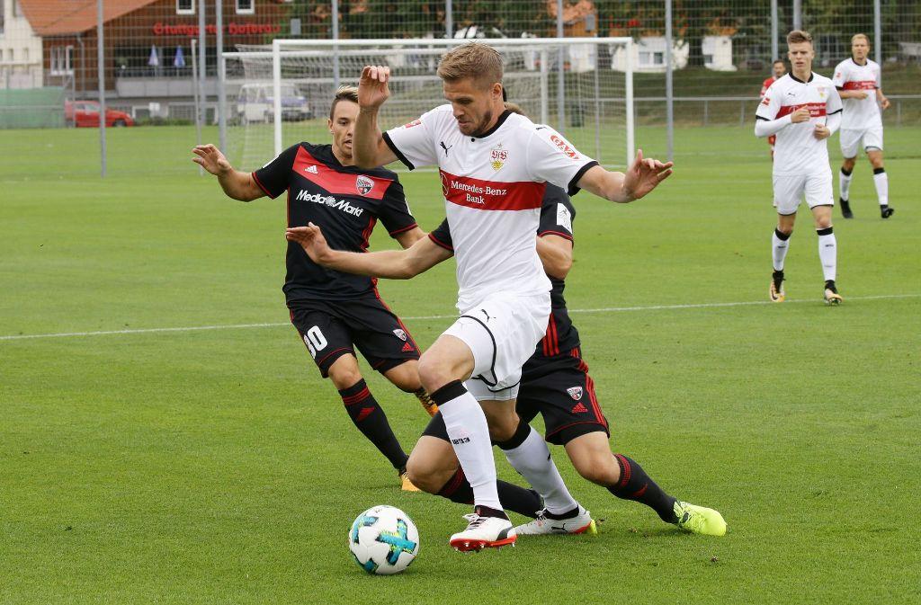 Vfb Stuttgart Gegen Ingolstadt