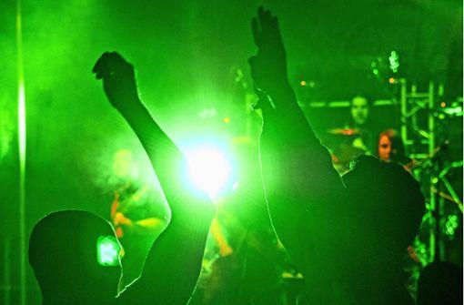 40 Bands sorgen am Wochenende für Stimmung