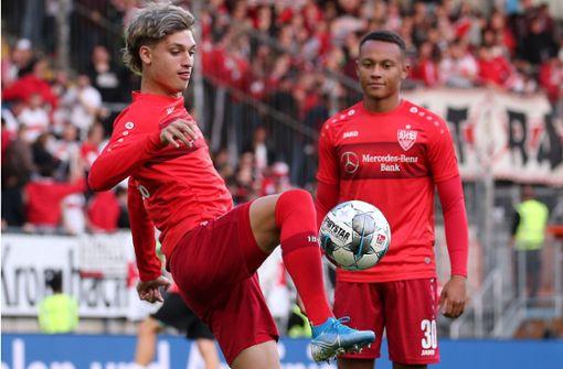Profi-Trio unterstützt VfB II