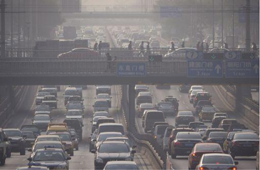 Tianjin reduziert Straßenverkehr um die Hälfte