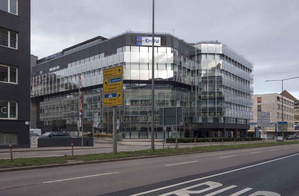Enbw Zentrale Stuttgart
