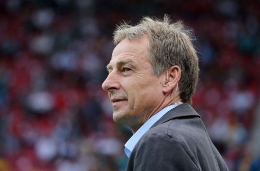 Jürgen Klinsmann kommt dem VfB Stuttgart zuvor