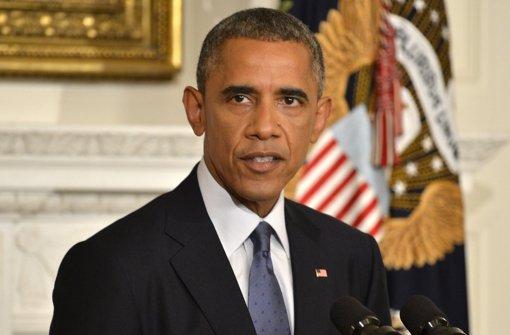 Obama zu Gesprächen in Tallinn