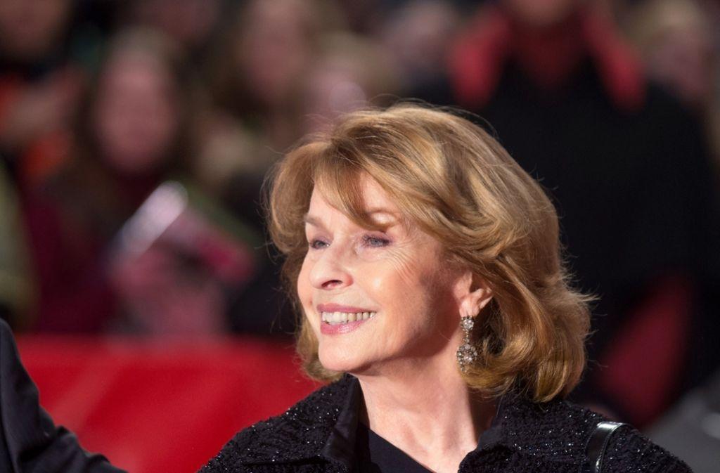 Senta Berger, eine der beliebtesten deutschsprachigen Schauspielerinnen, wird 75 Jahre alt. Foto: dpa