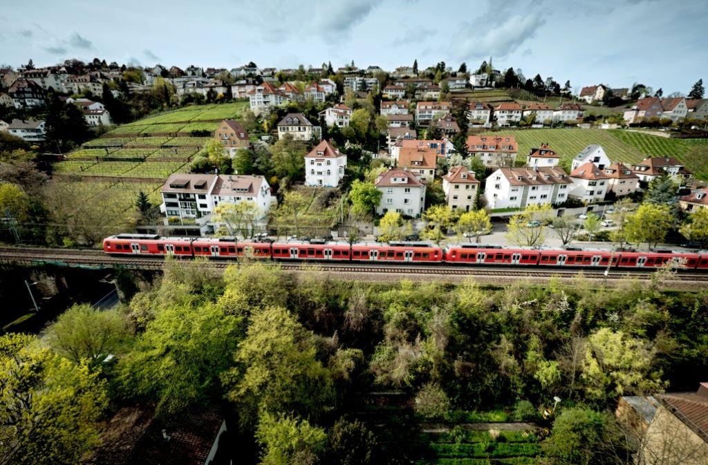 Die S-Bahn soll  die Panoramstrecke regelmäßig bedienen. Foto: Lichtgut/Achim Zweygarth