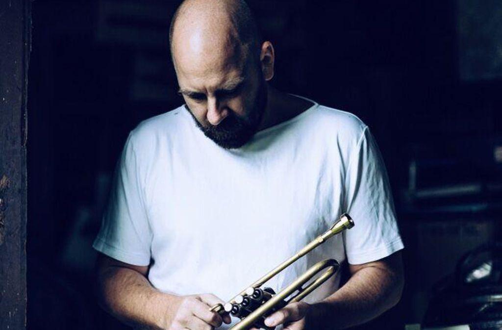 Seine Musik wirft das Kopfkino an: Sebastian Studnitzky Foto: Veranstalter