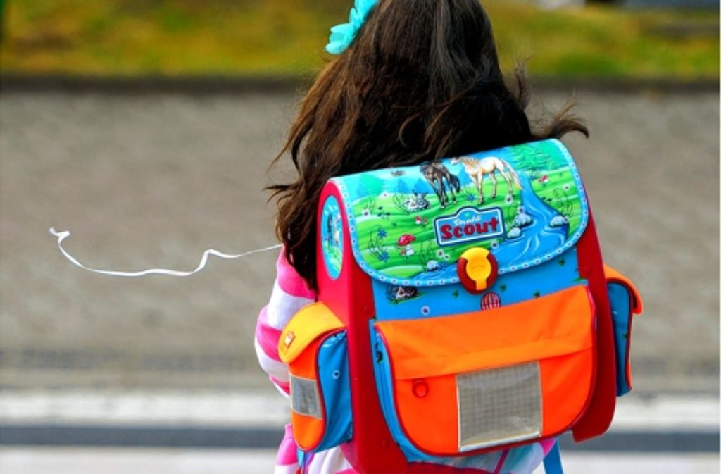 In der nächsten Woche ist Schulanfang – auch für Abc-Schützen. Foto: dpa