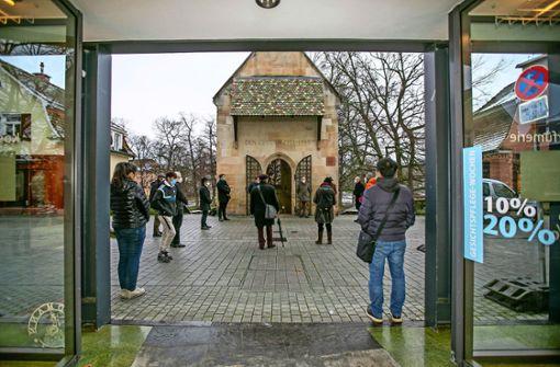 Im Gedenken an die Opfer des Nationalsozialismus