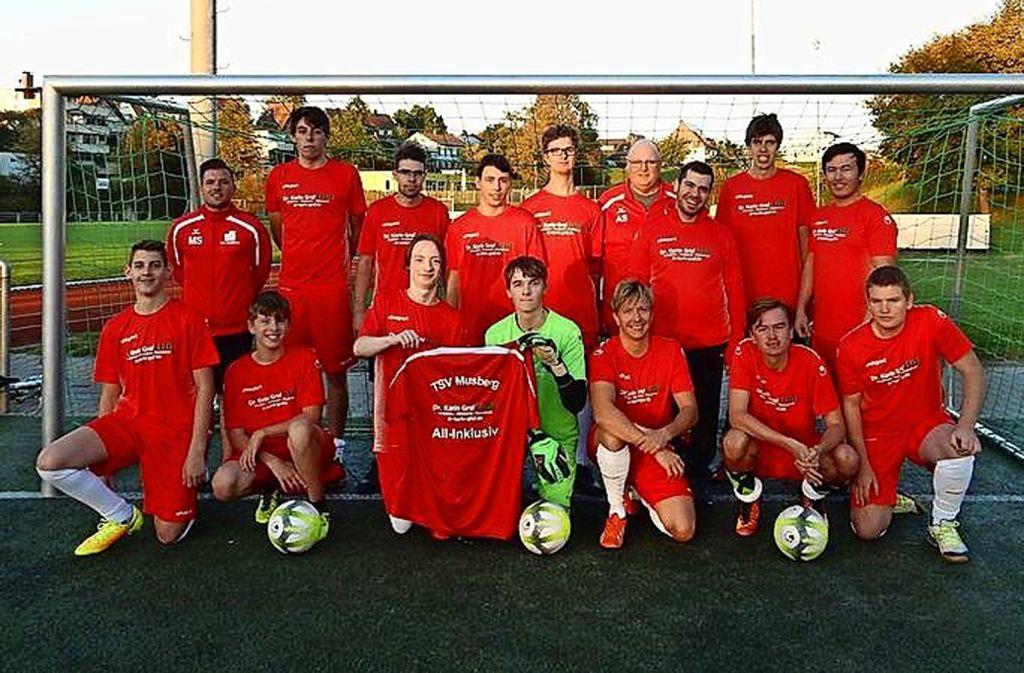 Marco Pisacreta hat die All-Inklusiv-Mannschaft gegründet. Foto: TSV Musberg