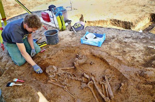 4500 Jahre alt und nahe an der Sensation