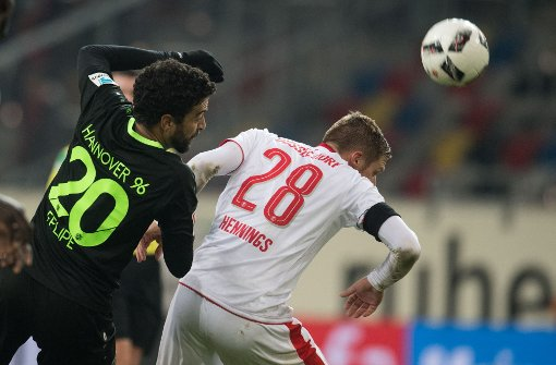 Hannover verpasst Tabellenspitze, Kramny verliert