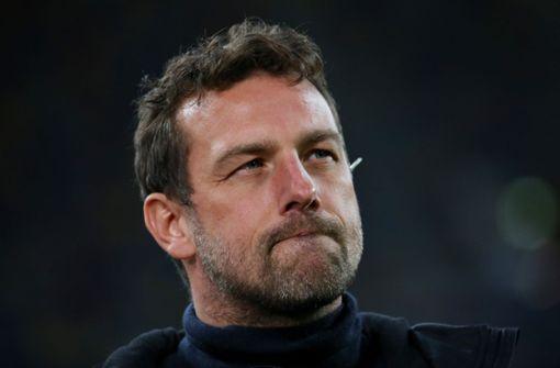 Was spricht noch für den Trainer des VfB Stuttgart?