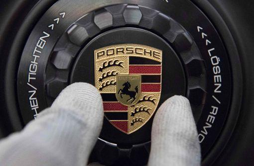 Porsche zahlt unter dem Strich weniger