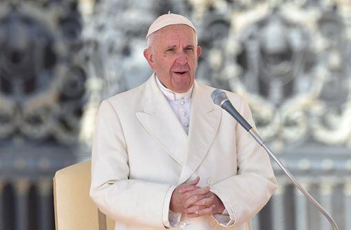Papst Franziskus vergleicht Abtreibung mit Auftragsmord