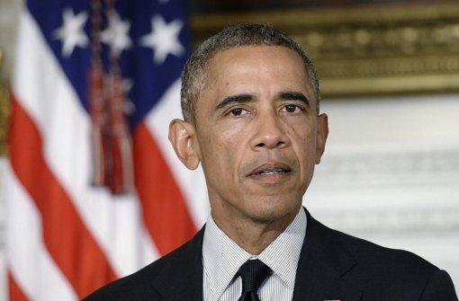 Obama: Haben IS unterschätzt