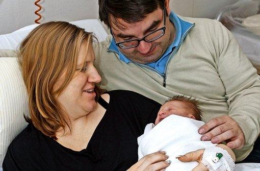 Dorothea Marie ist das erste Baby 2015