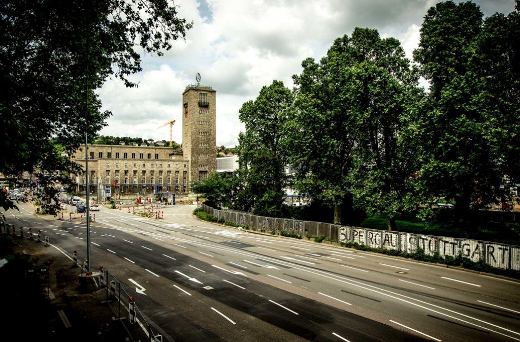 Die Bauarbeiten laufen, aber die Fertigstellung von Stuttgart 21 dauert länger. Foto: Lichtgut/Leif Piechowski