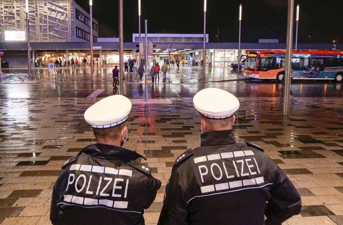 Ein Unbekannter hat eine Jugendliche am Böblinger Bahnhof attackiert. Foto: factum/Simon Granville