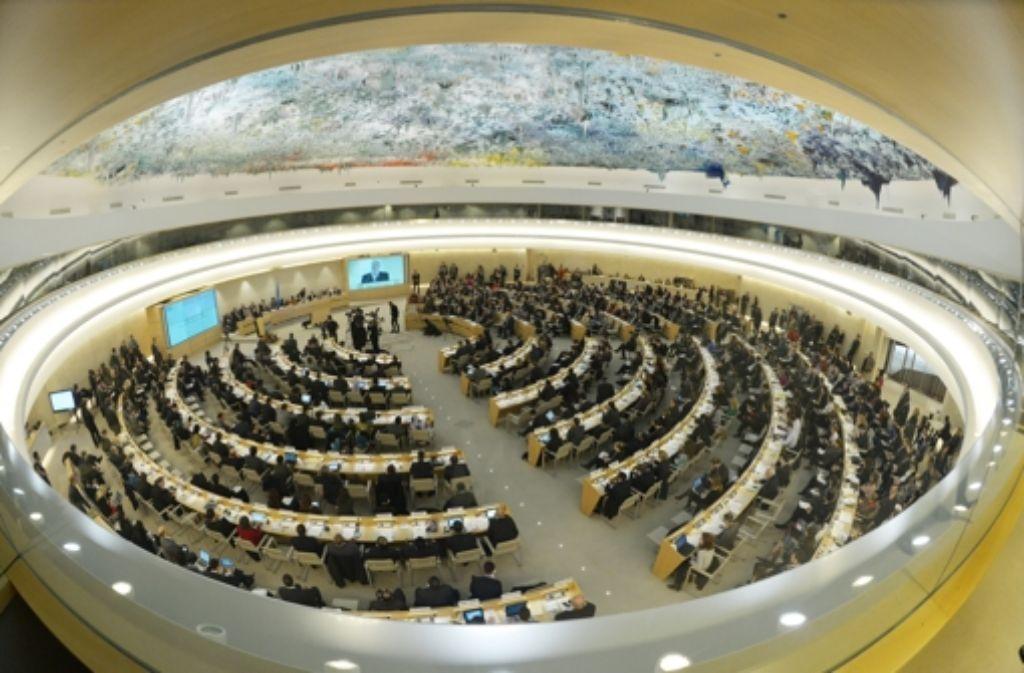 Der UN-Menschenrechtsrat hat von Deutschland Verbesserungen für Intersexuelle gefordert. Foto: dpa