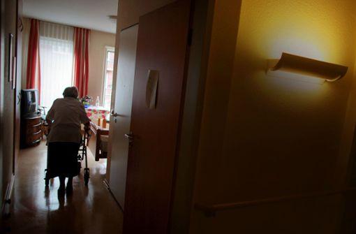 Aufnahmestopp in Pflegeheimen