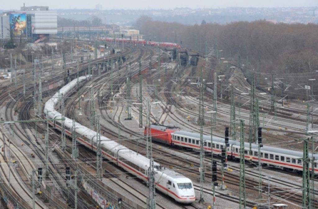 Für die Bahn sind die Fragen des Brandschutzes im geplanten Tiefbahnhof Stuttgart 21 geklärt. Foto: dpa