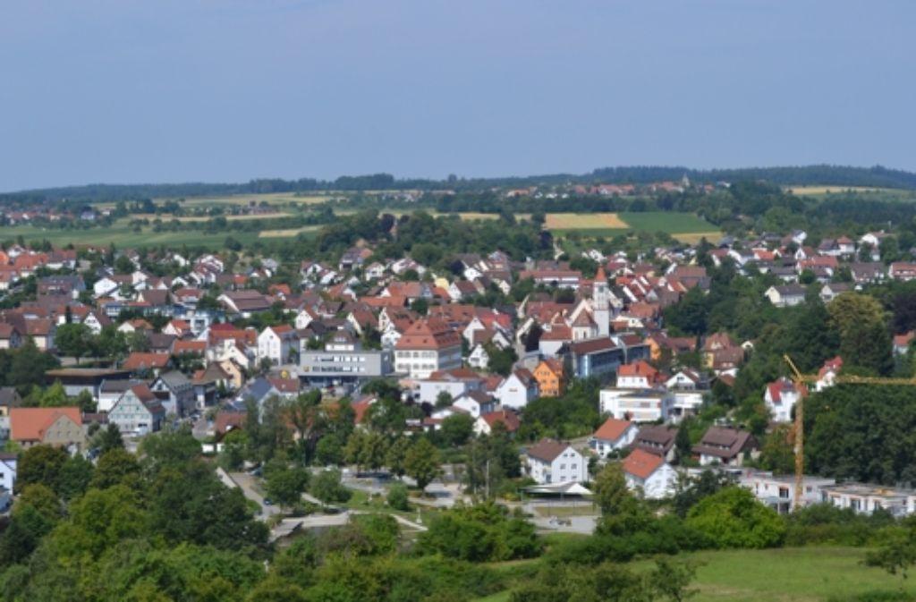 Rechberghausen bekommt nach drei Jahrzehnten einen neuen Bürgermeister, genauer: eine Bürgermeisterin. Foto: StZ