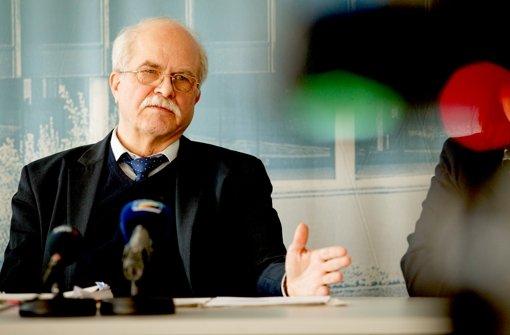 Mit 65 vor der Pensionierung: Jörg Klingbeil,  oberster Datenschützer im Land Foto: dpa
