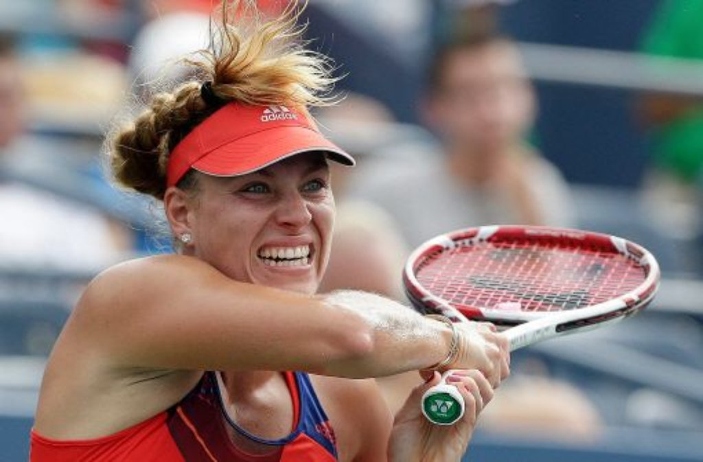 Angelique Kerber hat beim WTA-Tennisturnier in Brisbane das Viertelfinale erreicht. Foto: dpa