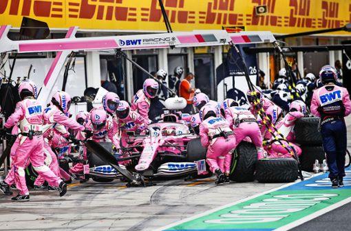 Warum Formel-1-Mechaniker der Frust packt